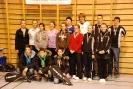 Médaillés U15 et U19