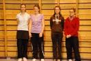 Podium U19 filles