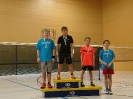 Podium U11G Pampigny 2016