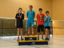Podium U13G Pampigny 2016