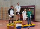 Podium U19 Garçons