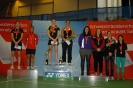 Podium double dames