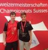 Championnats Suisses Junior 2014